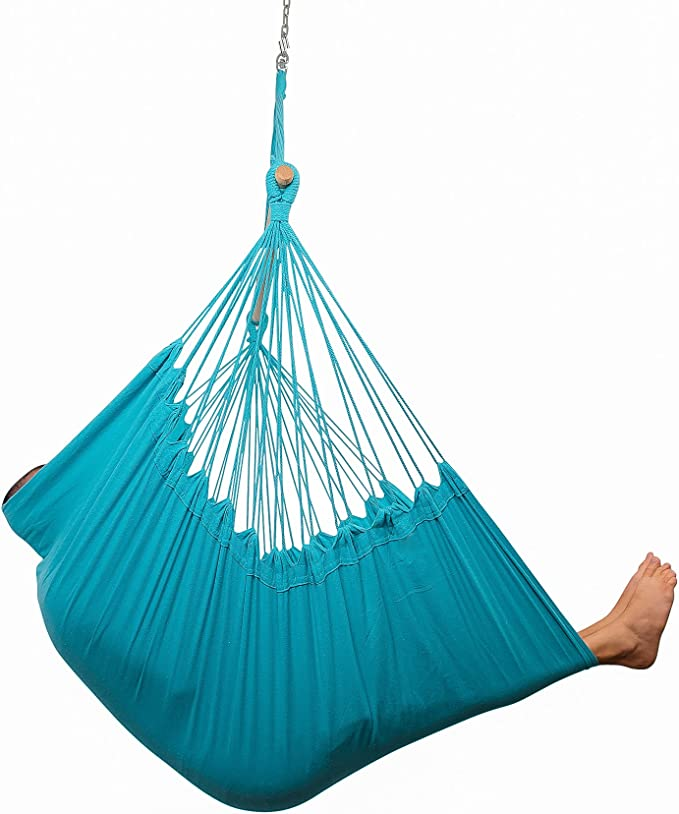 Hammock Sky Hammock Chair – The Hammock Chair With Extra-soft Cotton Fabric