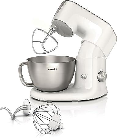 Philips Avance Collection - Robot de cocina, 900 W, 7 velocidades y turbo, ajustes sencillos 6 en 1: Amazon.es: Hogar