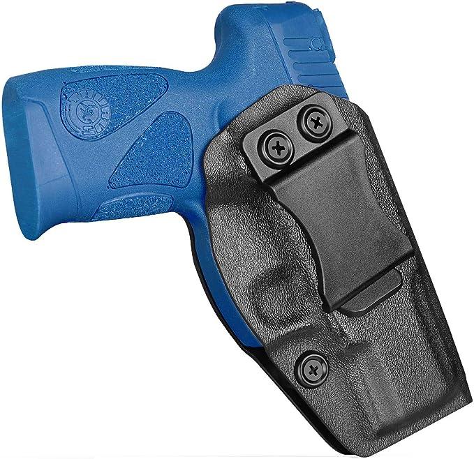 IWB Geniune Cowhide Leather Gun holster fits Taurus Millennium PT-111 G1 /& G2