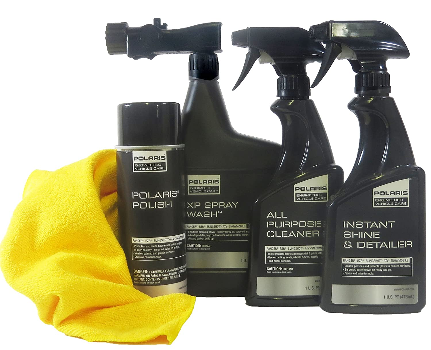 Pure Polaris Cleaning and Polish Kit