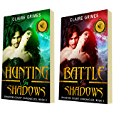 TWO PART BUNDLE: Hunting In Shadows, Book 2 & Battle In Shadows, Book 3: Shadow Court Chronicles: A Fae Vampire Action and Adventure Romance