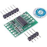 SMAKN® Weighing Sensor AD Module Dual-channel 24-bit A/D Conversion HX711 Shieding