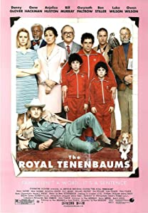 72548 The Royal Tenenbaums Movie Wes Anderson Decor Wall 36x24 Poster Print