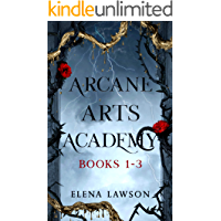 Arcane Arts Academy 1-3: A Reverse Harem Academy