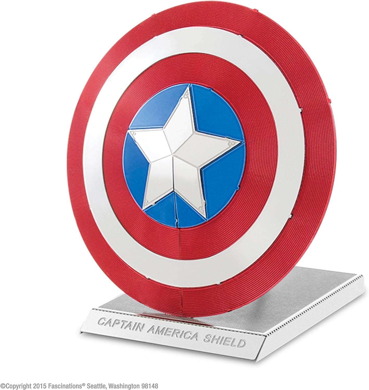 Avengers Metal Earth Captain America/'s Shield