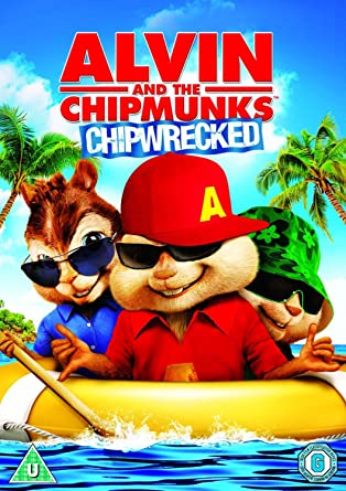 amazon com alvin and the chipmunks chipwrecked dvd 2012
