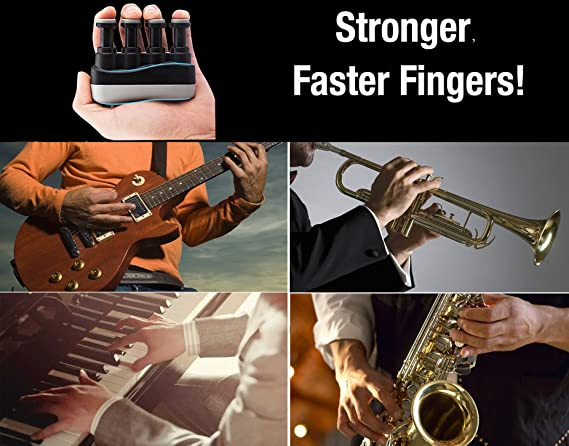 Amazon Portable Pocket Guitar Trainer Finger Trainer Chord