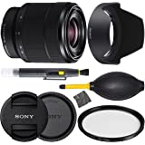 Sony FE 28-70mm f/3.5-5.6 OSS Mirrorless Camera Zoom Lens (SEL2870) + AOM Pro Bundle - International Version (1 Year AOM Wty)