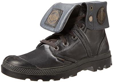03e3b405d19 Palladium Men's Pallabrouse Baggy Leather-M