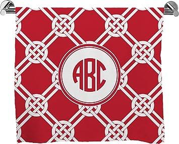 Celtic Knot full impresión toalla de baño (personalizado): Amazon.es: Hogar
