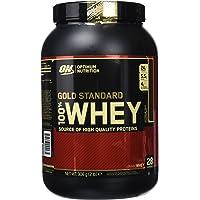 Optimum Nutrition Gold Standard 100% Whey Proteína en Polvo, Extremo Chocolate con leche - 909 g