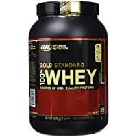 Optimum Nutrition Gold Standard 100% Whey Proteína en Polvo, Extremo Chocolate con leche - 909 g