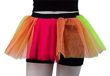 Multicoloured Tutu Skirt Amazoncouk Toys Games