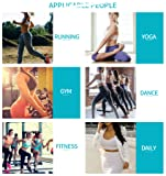 YIANNA Sports Bras for Women - Medium Support