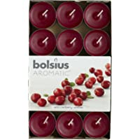 Bolsius 30 X Scented Tealights Candles Aromatic Fast