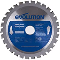 Evolution Power Tools 5-3/8BLADEST Steel Cutting Saw Blade, 5-3/8-Inch x 30-Tooth