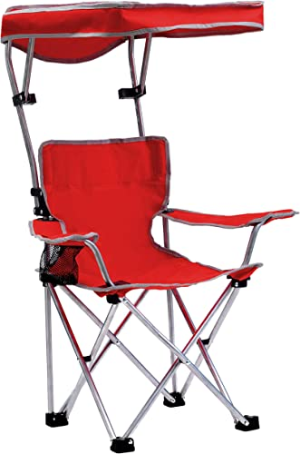 Quik Shade Folding Canopy Shade Camp Chair