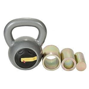 Rocketlok 24-36 Adjustable Kettlebell