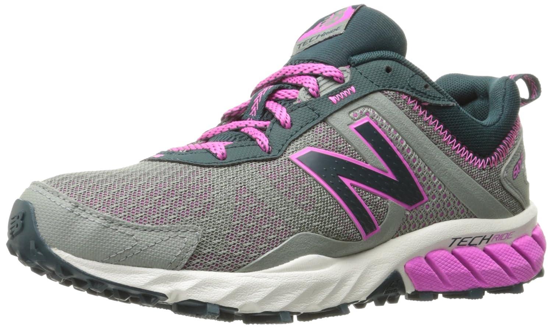 New Balance Women's WT610V5 Trail Shoe B0164CBCKO 5 D US|Speed/Trek