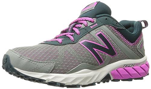 New Balance Women's WT610V5 Trail Shoe, Speed/Trek, 5 D US