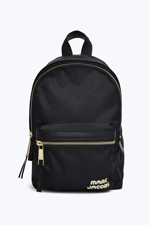 (マークジェイコブス) MARC JACOBS レディースバッグ リュック トレックパックミディアムバックパック (並行輸入品) One Size ブラック B07HM6CY3P