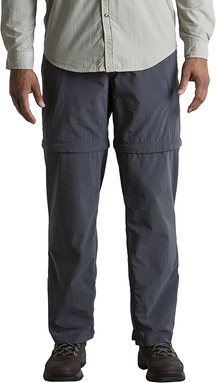 Short ExOfficio Mens BugsAway Sol Cool Ampario Convertible Pant
