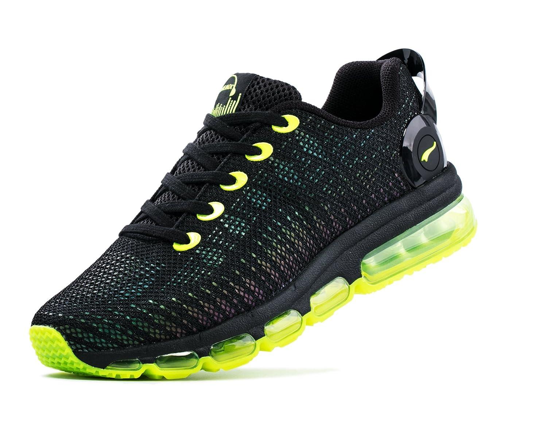 TALLA 42 EU. ONEMIX Hombre Zapatillas de Running Fitness Casual Zapatos