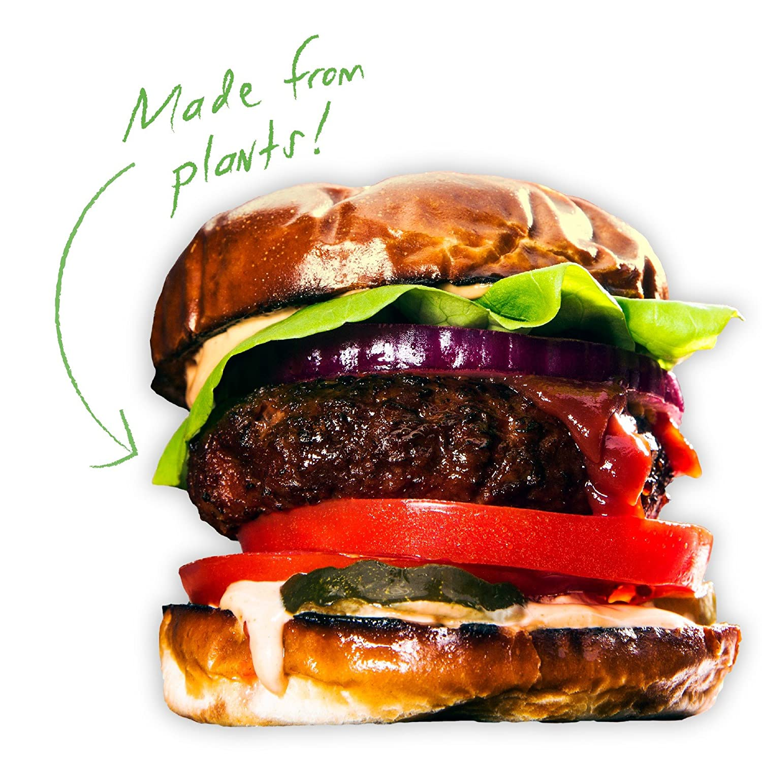 Beyond Meat The Beyond Burger 05 Lb Amazon Grocery