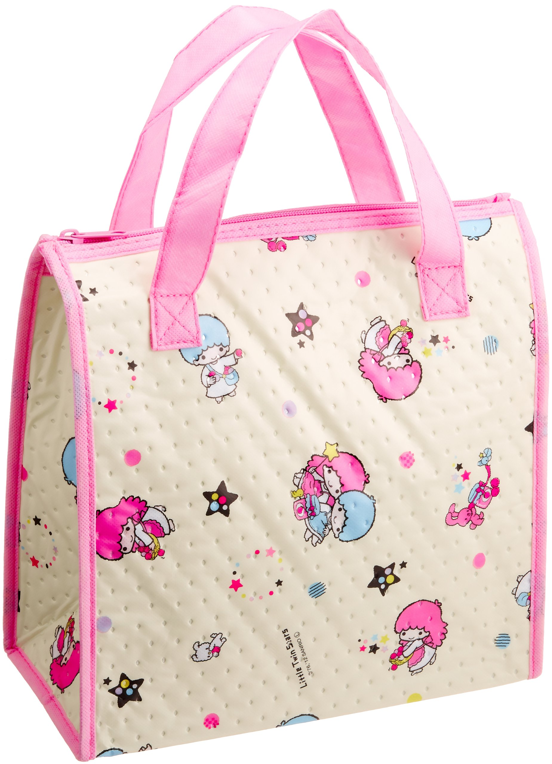 Little Twin Stars (Little Twin Stars) non-woven Cooler Bag FBC1 (japan import) by skater