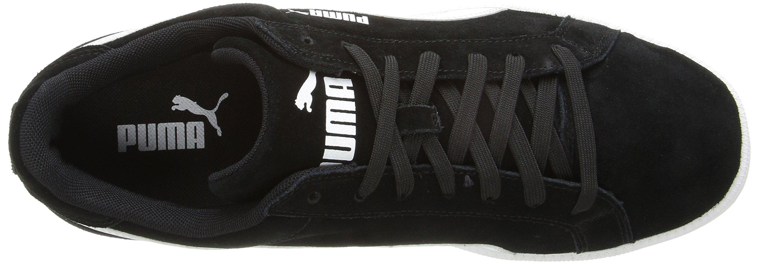 6881169bb6bb PUMA Men s Smash Suede Lthr Fashion Sneaker