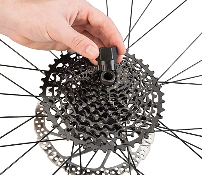 Park Tool FR-5.2G Cassette Lockring Tool with 5mm Guide Pin for Shimano SRAM