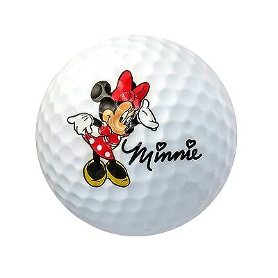 Disney Minnie Golf Ball Magnet: Toys & Games