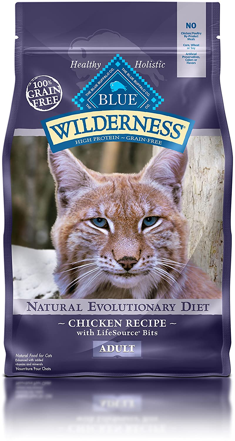 Blue Buffalo Wilderness High Protein Dry Adult