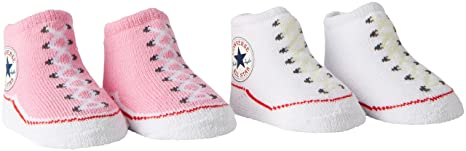 42066baed757b Converse 2 Pack Booties Chaussettes