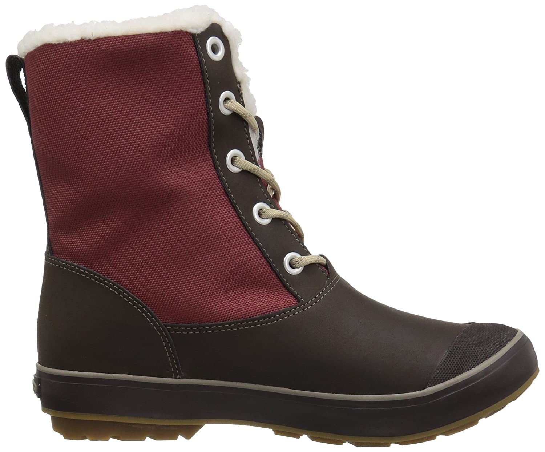 KEEN Women's Elsa Waterproof US|Syrah/Coffee Winter Boot B01N76GVY5 11 B(M) US|Syrah/Coffee Waterproof Bean 1e27ec