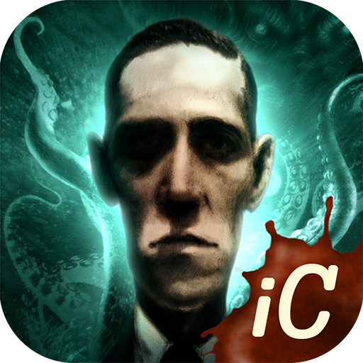 iLovecraft: The Interactive and Illustrated H.P. Lovecraft Collection (Immersive AppBook) -