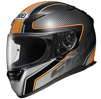 Shoei XR de 1100 Transmission TC de 8 – Casco integral