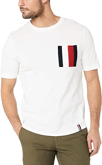 Tommy Hilfiger Men's Regular Fit Pocket T-Shirt