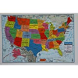 "Teaching Tree United States Wall Map - 40"" x 28"""