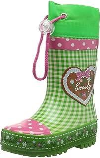 gomma bambina Playshoes it con Amazon Stivali di coccinella 188583 BqBxwYvOt