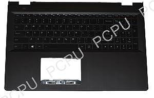 5CB0K28170 Lenovo Edge 2-1580 Palmrest w/Backlit Keyboard