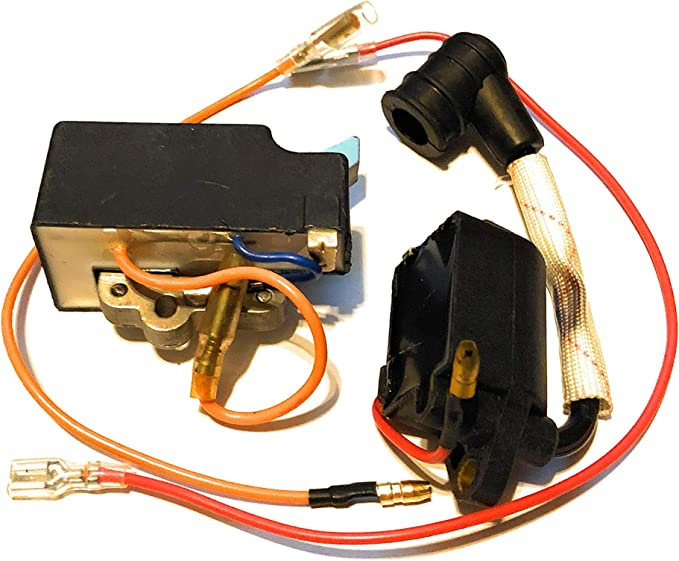 Module de bobine dallumage pour Shindaiwa 488 # A411000460 Tron/çonneuse Module de bobine dallumage pour Shindaiwa 488 # A411000460 Pi/èces de tron/çonneuse tondeuse /à gazon Module de bobine dallumag