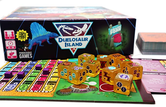 Amazon.com: Isla Duelosaur: Toys & Games
