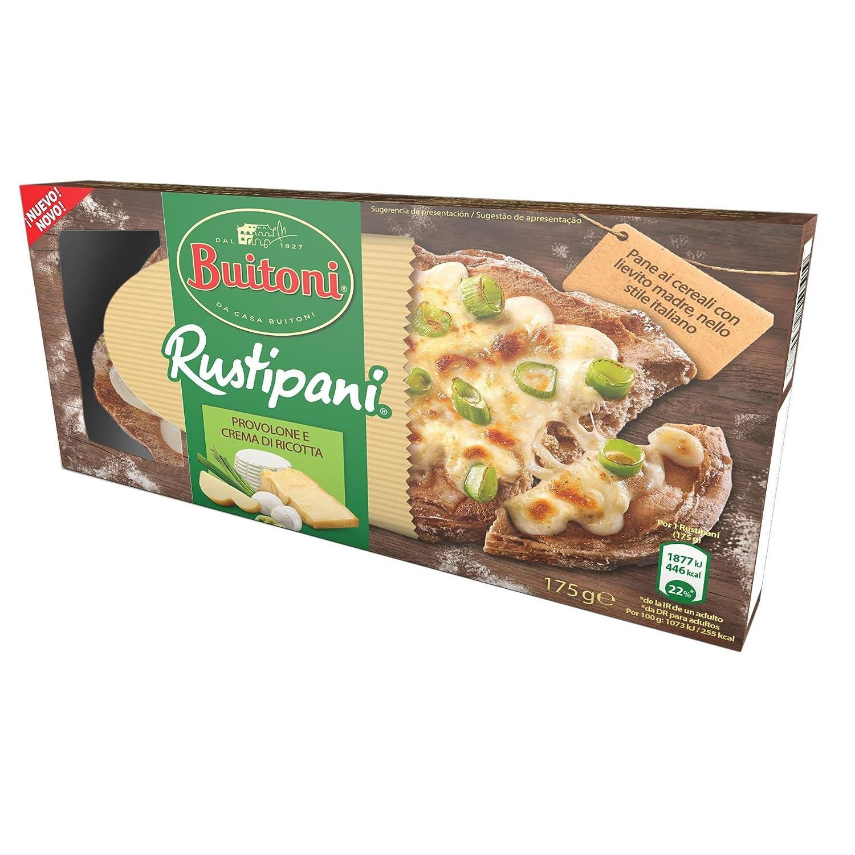 Buitoni Pizza Rustipani con Sabor Quesos: Amazon.es: Alimentación y bebidas