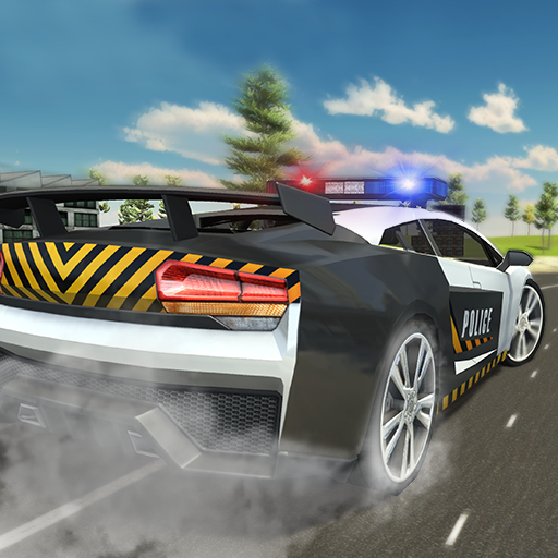 Extreme Police Car Drift Simulator 2018 (Authentic Software)