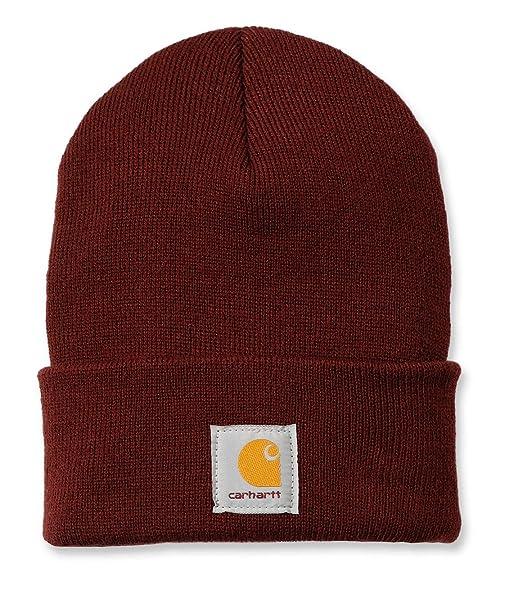 Carhartt A18 Acrilico Guarda Hat Beanie Cappello,16 Amazon.it  Abbigliamento