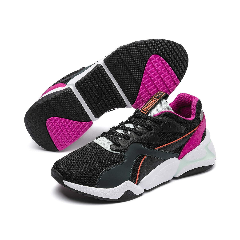 Handtaschen SneakerPumaSchuheamp; Damen Mesh Puma Wn's Nova QrxBoWeEdC