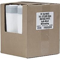 Aluf Plastics DS13W 24x27 Kitchen Drawstring Trash Bags, 13 gal, Tall (Pack of 200)