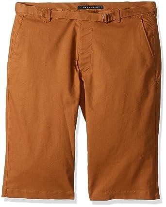 be6b5192188 Sean John Men s Big and Tall Linen Belted Short at Amazon Men s ...