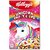 Kellogg's Unicorn Froot Loops Limited Edition Cereal 375g